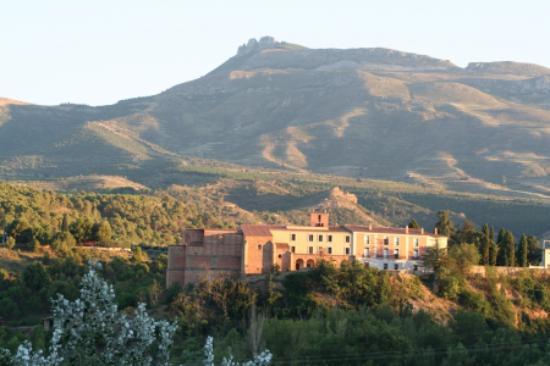 Arnedo, Spain: Monasterio de Vico a los pies de Peña Isasa
