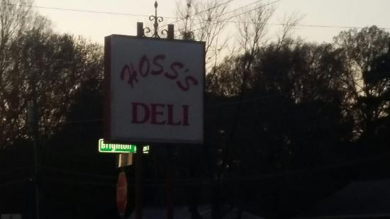 Hoss's Deli: Don't let the name fool you