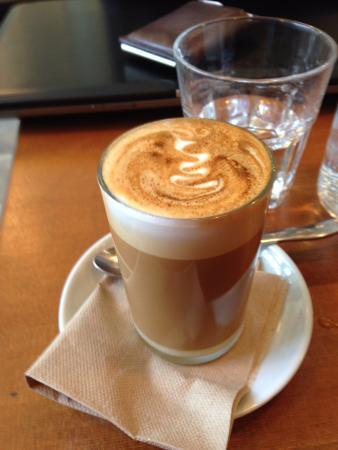 Chorizo & Co. : Bombon coffee