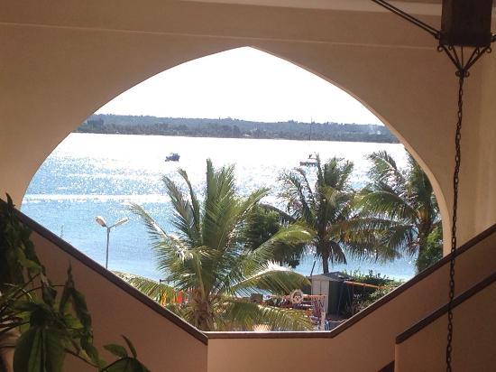 Hotel Slipway: View from corridor