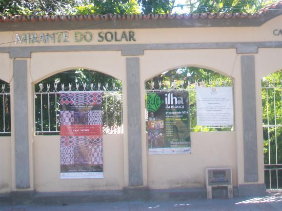 Mirante do Solar - Casa de Cultura e Etica