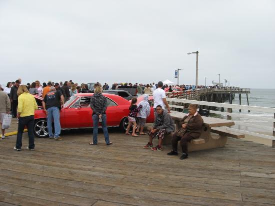 Carshow Picture Of Pismo Pier Pismo Beach TripAdvisor - Pismo beach car show