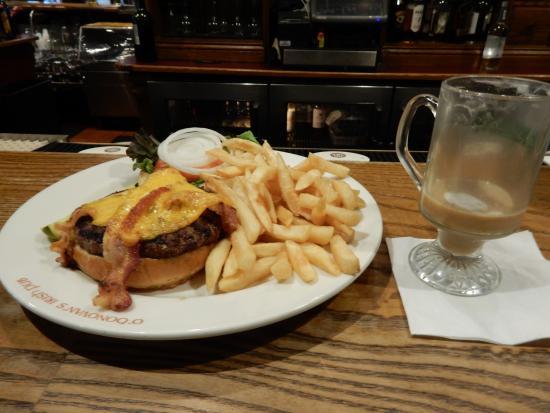 O'Donovan's Irish Pub: OD's Burger
