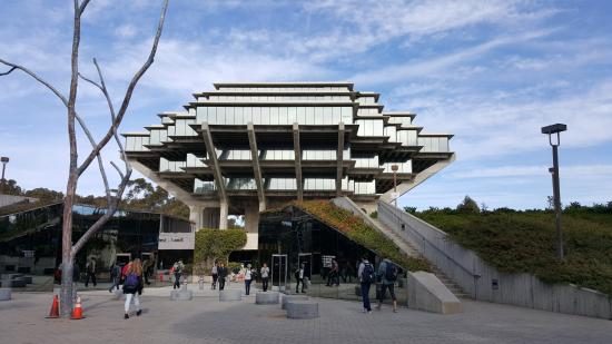 University of California San Diego: UCSD Library