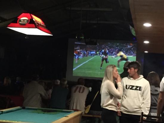 Owl's Pub: Stormers winning...
