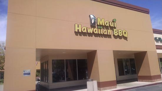 ‪Maui Hawaiian Bbq‬