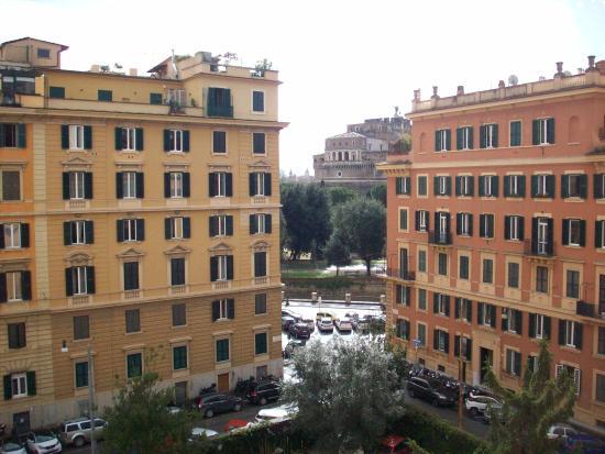 Domus Carmelitana: Vista desde la habitacion