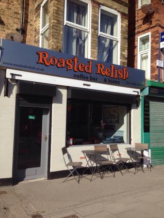 Roasted Relish