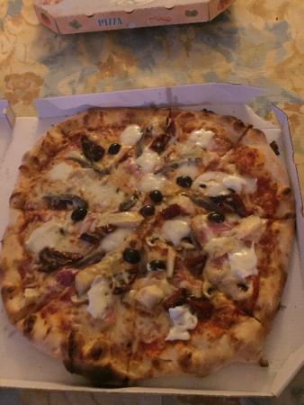 pizzas lino Photo
