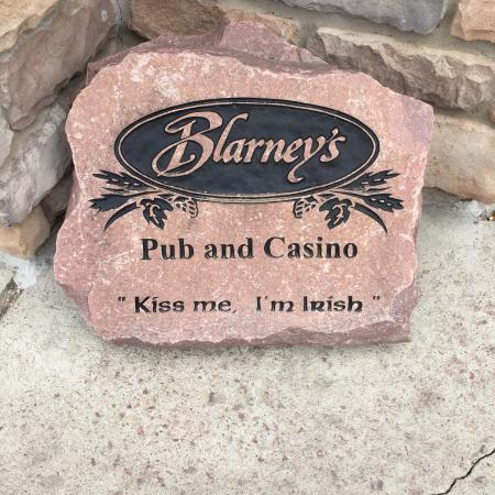 Mitchell, SD: Our trip to Blarney's