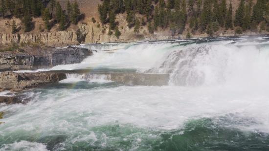 Libby, MT: Kootenai Falls