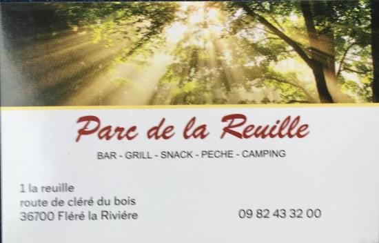 Indre-et-Loire, Francia: Carte de visite