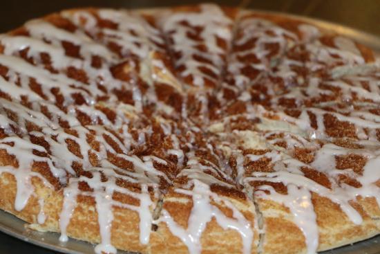 Pagliai's Pizza: The Dessert Pizza