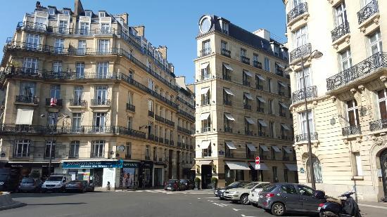 Radisson Blu Le Metropolitan  Paris Eiffel