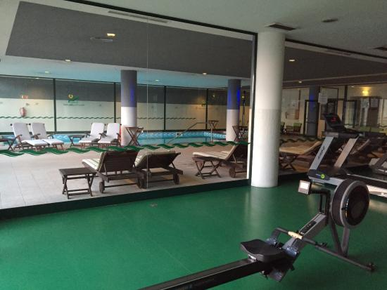 indoor gym pool. Madeira Panoramico Hotel: Gym \u0026 Indoor Swimming Pool C
