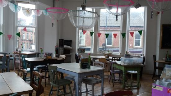 Marmalade On The Square: UPSTAIRS DINING ROOM