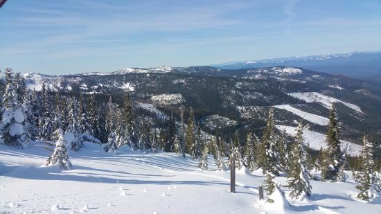 Sandpoint, ID: Epic conditions