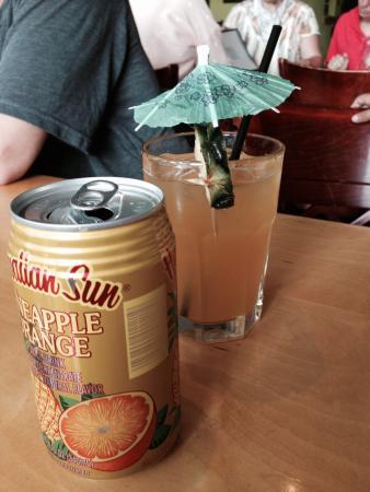 Okole Maluna Hawaiian Grill
