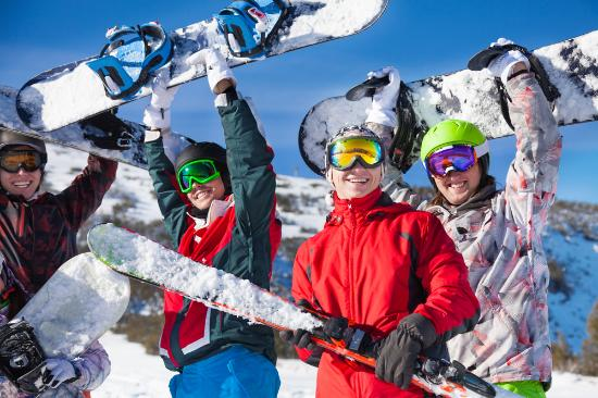 Hoys Mt Hotham Ski Shop
