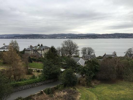 Kilcreggan, UK: What a view
