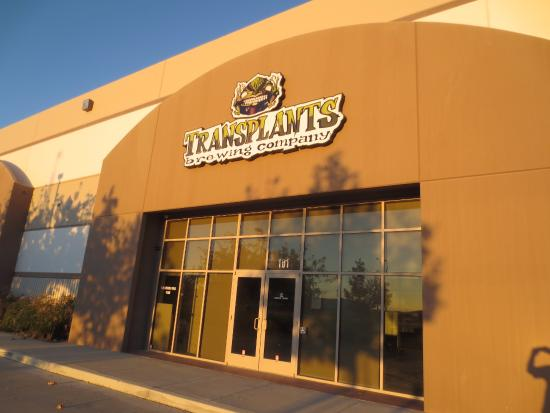 Transplants Brewing Company