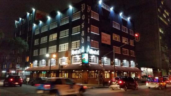 Posada Viena Hotel: Hotel com Estilo e com Preço!