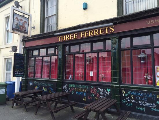 The Three Ferrets