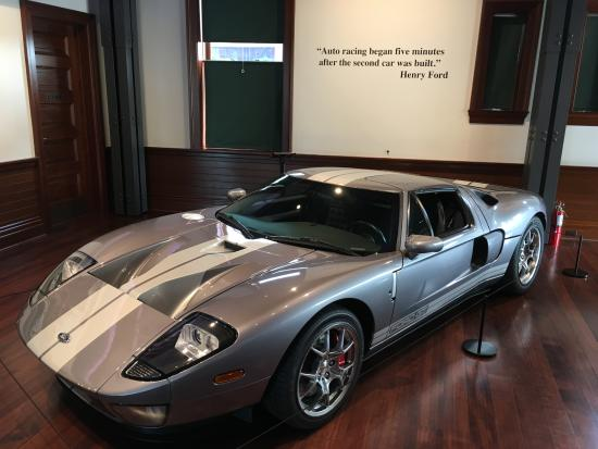 2005 ford gt picture of audrain automobile museum newport rh tripadvisor com