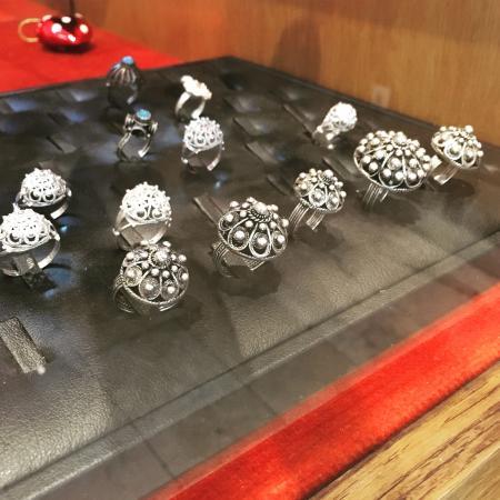 Last of the handmade jewelry
