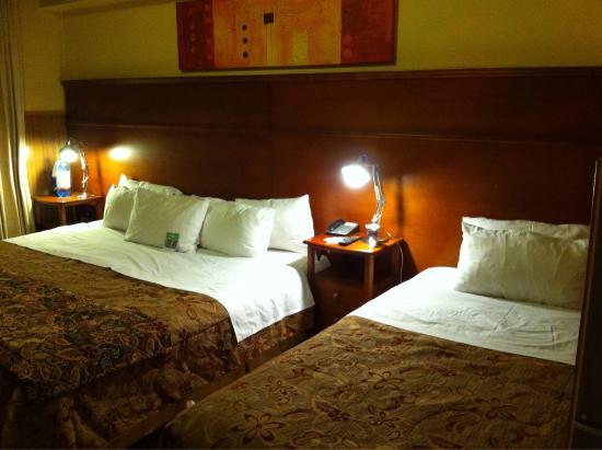 Hotel Panamericano, hoteles en Santiago