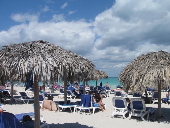 Memories Varadero Beach Resort: playa