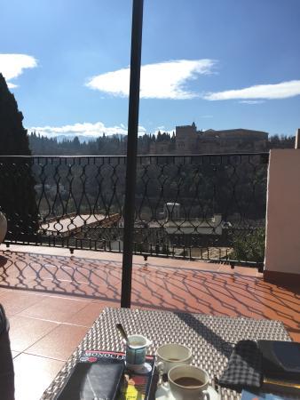 Las Tres Terrazas: Roof top
