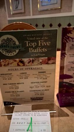 affordable buffet picture of main street station hotel casino rh tripadvisor ie