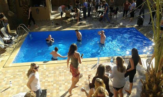 Aoufous, Maroko: maison valley ziz