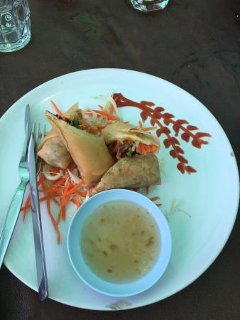 Koh Ngai Camping Restaurant Photo