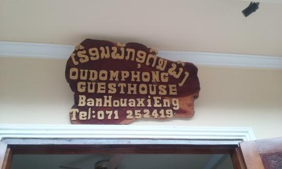 Oudomphong Guest House Foto