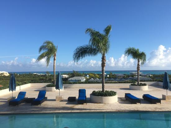 La Vista Azul Resort: View from terrace