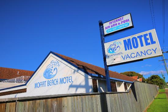 Moffat Beach Motel: WALK TO MOFFAT BEACH & CALOUNDRA