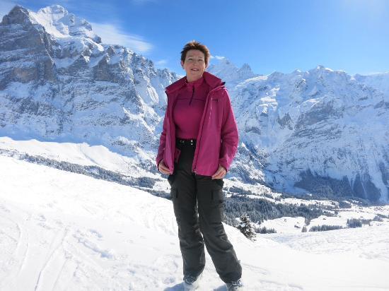 Grindelwald, Svizzera: На Фирсте