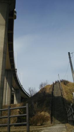 Hakucho Ohashi Bridge Observation Deck