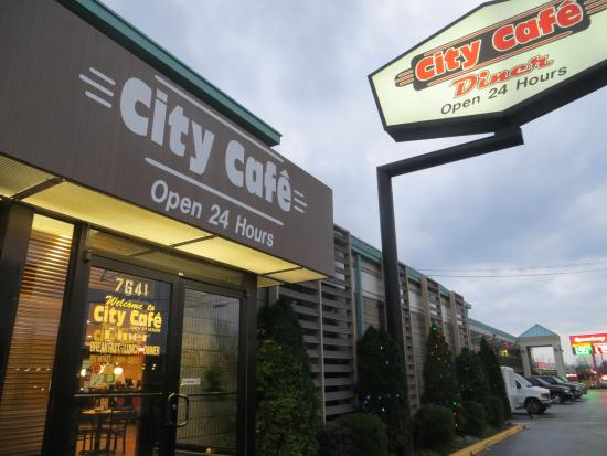 City Cafe Diner Chattanooga