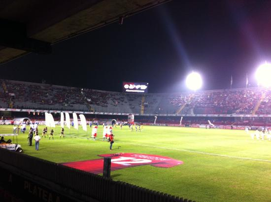 "Estadio Luis ""Pirata"" Fuente"