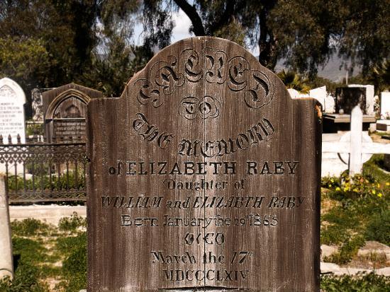 Cementerio Inglés