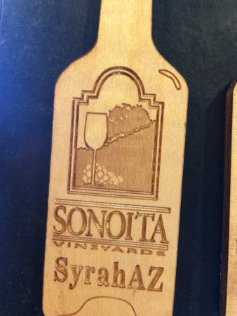 Elgin, Arizona: Sonoita Vineyards