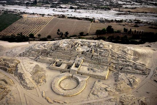 Caral Ancient Journeys