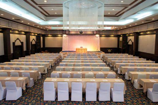 Conference Rooms - Picture of Amarin Lagoon Hotel, Phitsanulok ...