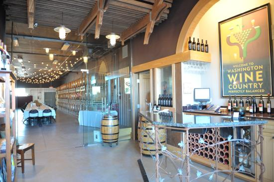 Pullman, Waszyngton: Merry Cellars - Tasting Room