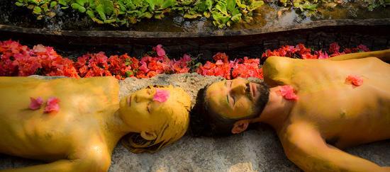 Mayan Clay Spa