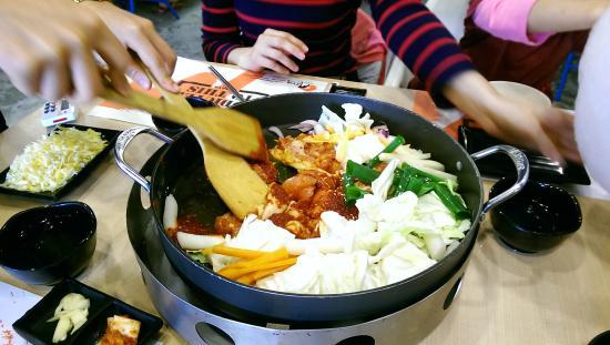 OMAYA Korean Spiced Chicken