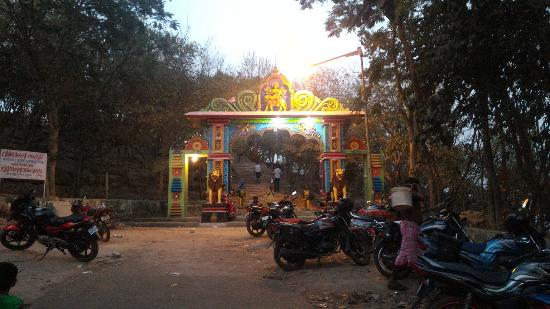 Maa Sikhar Chandi Temple